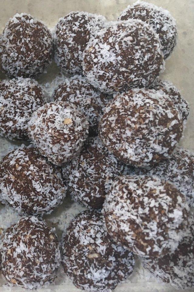 weetbix balls