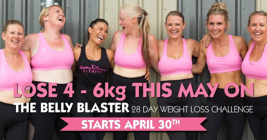 belly blasting challenge add