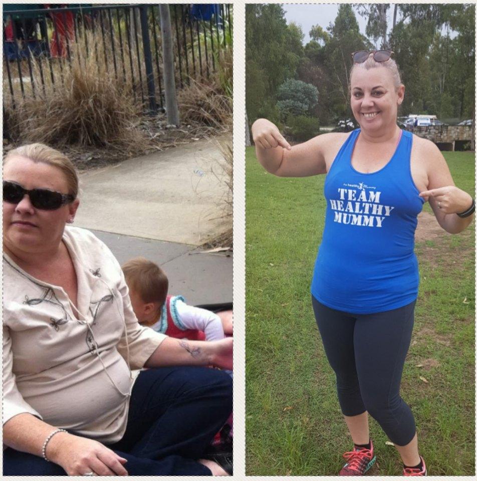 Sara weight loss