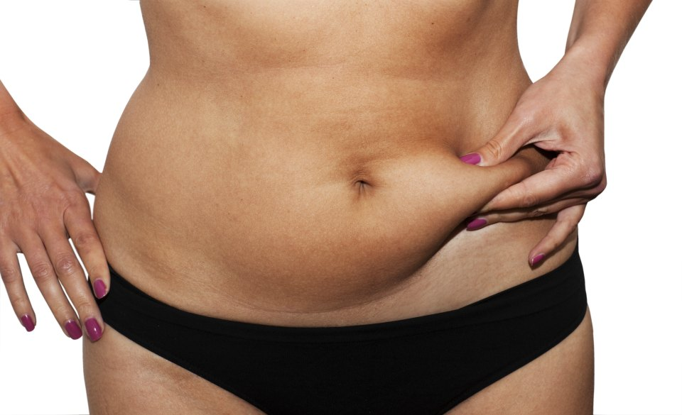 2 ways to measure if you have too much tummy fat