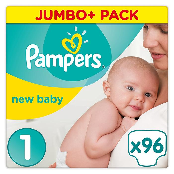 pampers newborn size 1