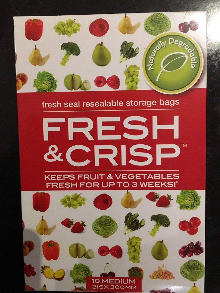 crisp bag