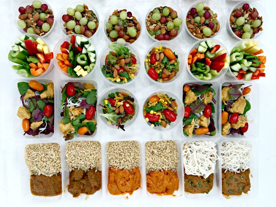 5 easy tips to help you meal prep like a pro