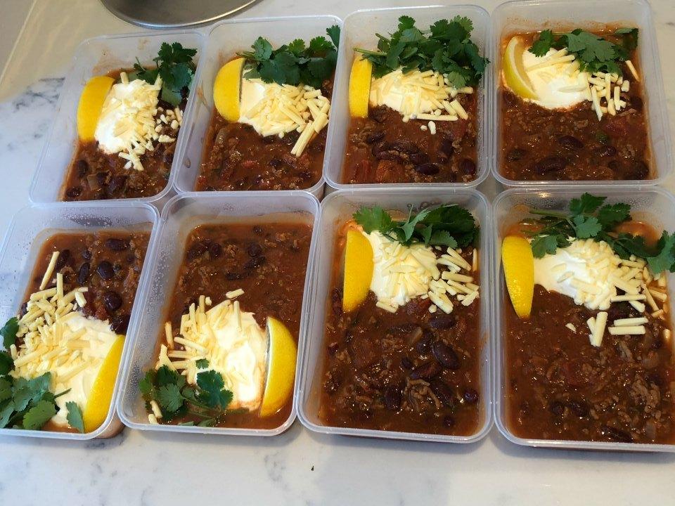 Mexican Style Chilli Con Carne
