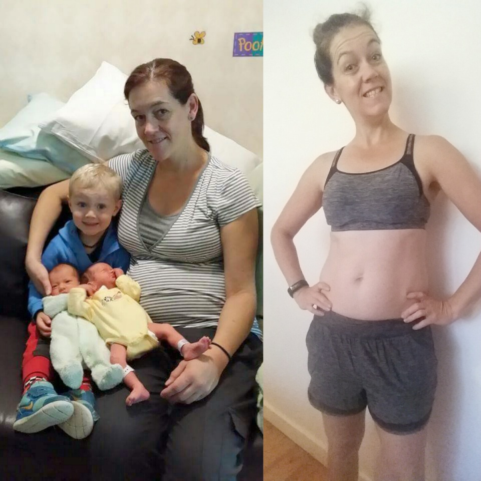 sue-hixton-before-after-weight-loss-healthy-mummy