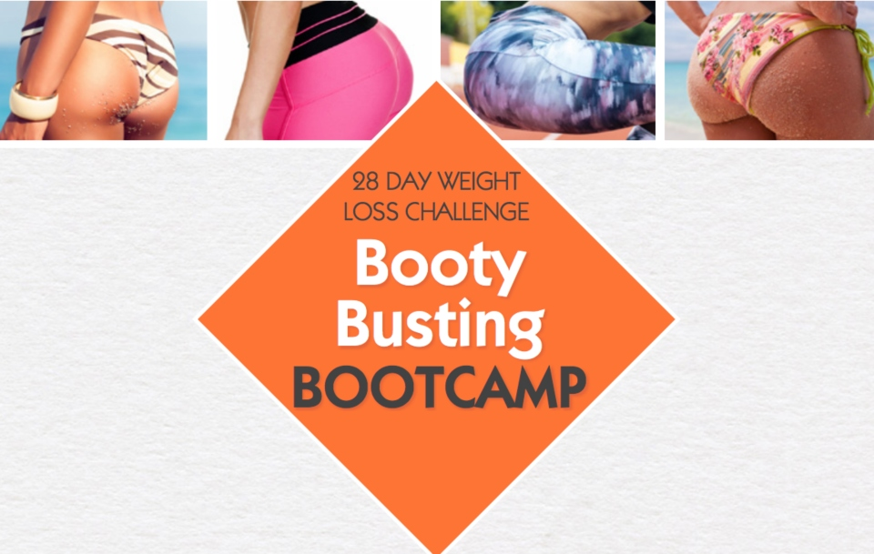 Booty busting bootcamp 28 day challenge sampler