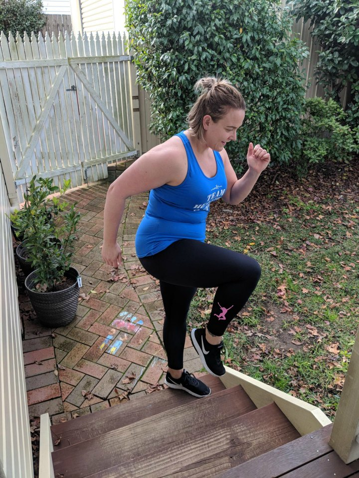 10 ways to stay on track with your weight loss goals on Australia Day