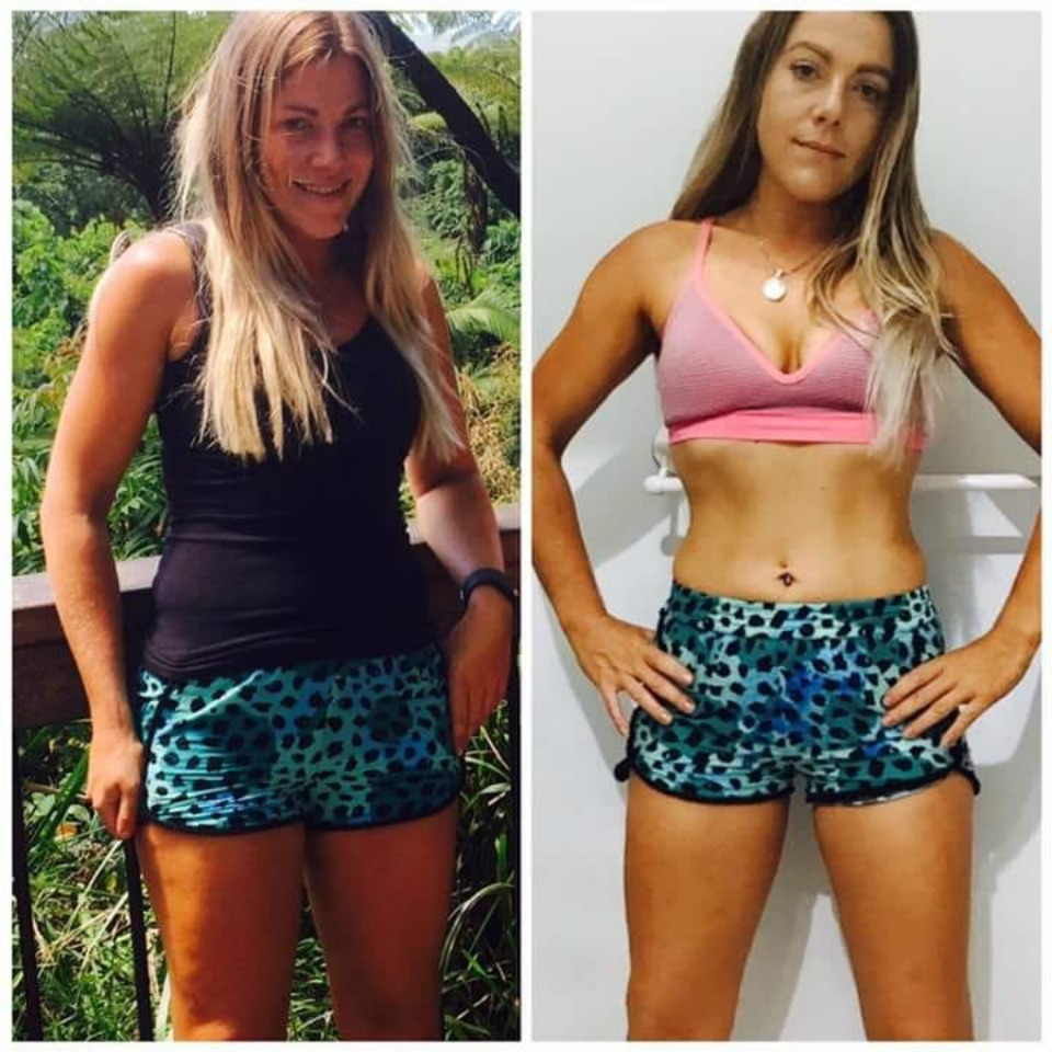 gemma-rachel-1-bath-before-after-Healthy-Mummy-28-Day-Weight-Loss