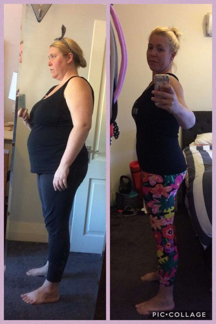 melanie-fitzgerald-customising-Healthy-Mummy-weight-loss-challenge